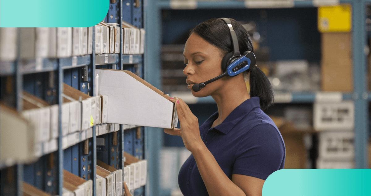 Voice Picking | Honeywell Voice Solutions